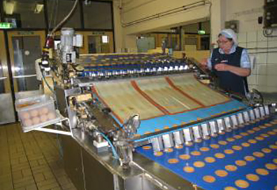 Afbeelding van Punselie Stroopkoekjesfabriek