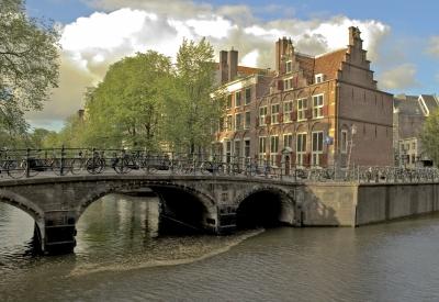 Impressie van Gratis speurtocht Amsterdam
