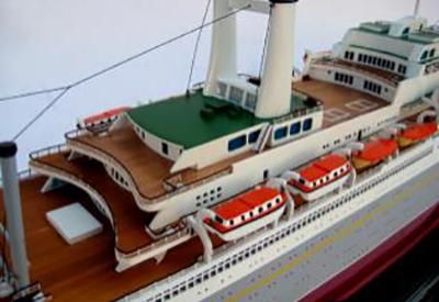 Afbeelding van SS Rotterdam