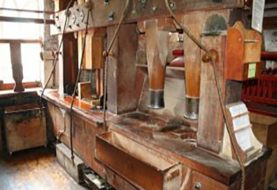 Impressie van Molenmuseum De Wachter