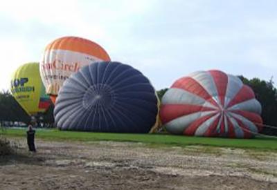 Impressie van Ballonvaart van Manen